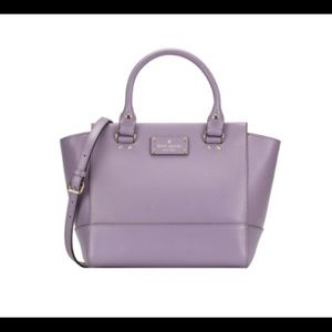 Kate Spade WELLESLEY SMALL CAMRYN Lush Lilac